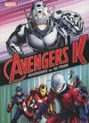Avengers K Book 1 Avengers vs Ultron TP Book Market Woo Bin Choi Cover