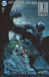 Dark Knight III The Master Race #5 Cover I Incentive Jim Lee Variant Cover