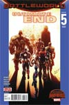 Ultimate End #5 Cover B 2nd Ptg Mark Bagley Variant Cover (Secret Wars Battleworld Tie-In)