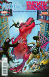 Moon Girl And Devil Dinosaur #2 Cover C 2nd Ptg Amy Reeder Variant Cover