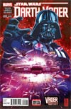 Darth Vader #13 Cover C 2nd Ptg Mark Brooks Variant Cover (Vader Down Part 2)