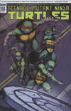 Teenage Mutant Ninja Turtles Vol 5 #55 Cover C Incentive Ben Bishop Variant Cover