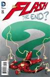 Flash Vol 4 #52 Cover A Regular Ivan Reis Cover