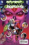 Harley Quinn And Her Gang Of Harleys #2 Cover A Regular Amanda Conner Cover