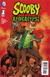 Scooby Apocalypse #1 Cover E Variant Dan Panosian Shaggy Cover