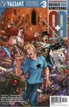 A&A #3 Cover A Regular David Lafuente Cover