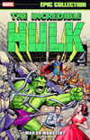 Incredible Hulk Epic Collection Vol 1 Man Or Monster TP