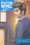 Doctor Who 10th Doctor Archives Vol 3 TP