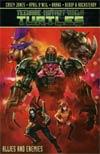 Teenage Mutant Ninja Turtles Allies And Enemies TP