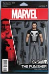 Punisher Vol 10 #1 Cover E Variant John Tyler Christopher Action Figure Cover