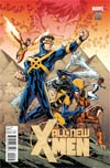 All-New X-Men Vol 2 #9 Cover B Variant Ken Lashley Connecting C Cover (X-Men Apocalypse Wars Tie-In)