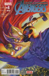 All-New All-Different Avengers #4 Cover D 2nd Ptg Alex Ross Variant Cover