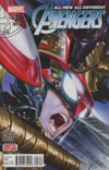 All-New All-Different Avengers #3 Cover D 2nd Ptg Alex Ross Variant Cover
