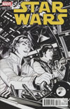 Star Wars Vol 4 #17 Cover D Incentive Terry Dodson Sketch Cover