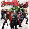 "Avengers Assemble 2017 12x12-inch Wall Calendar  <font color=""#FF0000"" style=""font-weight:BOLD"">(CLEARANCE)</FONT>"