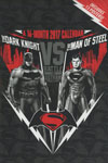 "Batman v Superman Dawn Of Justice 2017 11x17-inch Wall Calendar  <font color=""#FF0000"" style=""font-weight:BOLD"">(CLEARANCE)</FONT>"