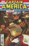 Captain America Sam Wilson #7 Cover F Incentive Alex Ross Classic Variant Cover (Standoff Tie-In)