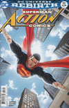 Action Comics Vol 2 #957 Cover B Variant Ryan Sook Cover