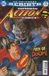 Action Comics Vol 2 #958 Cover A 1st Ptg Regular Mikel Janin Cover