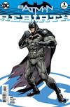 Batman Rebirth #1 Cover B Variant Howard Porter Cover