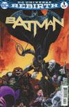 Batman Vol 3 #1 Cover D Variant Tim Sale Cover