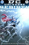 DC Universe Rebirth Special #1 Cover A 1st Ptg Regular Gary Frank Cover
