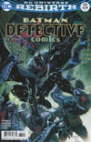 Detective Comics Vol 2 #935 Cover A 1st Ptg Regular Eddy Barrows & Eber Ferreira Cover