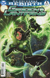 Green Lanterns #1 Cover B Variant Emanuela Lupacchino Cover