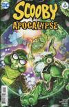 Scooby Apocalypse #2 Cover B Variant Carlos DAnda Cover
