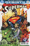 Superman Vol 5 #1 Cover A 1st Ptg Regular Patrick Gleason Cover