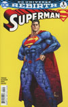 Superman Vol 5 #1 Cover B Variant Kenneth Rocafort Cover