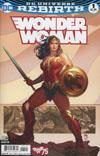 Wonder Woman Vol 5 #1 Cover B Variant Frank Cho Cover