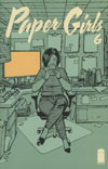 Paper Girls #6 Cover A 1st Ptg