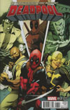 Deadpool Vol 5 #13 Cover B Variant Chris Stevens Power Man And Iron Fist Cover