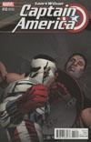 Captain America Sam Wilson #10 Cover B Variant Mike McKone Civil War Reenactment Cover (Civil War II Tie-In)