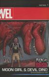 Moon Girl And Devil Dinosaur #8 Cover B Variant John Tyler Christopher Action Figure Cover