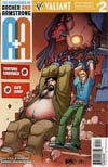 A&A #2 Cover G 2nd Ptg David LaFuente Variant Cover