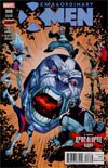 Extraordinary X-Men #8 Cover F 2nd Ptg Humberto Ramos Variant Cover (X-Men Apocalypse Wars Tie-In)