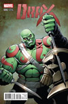 Drax #6 Cover C Incentive Classic Variant Cover