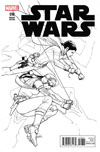 Star Wars Vol 4 #18 Cover C Incentive Leinil Francis Yu Sketch Cover