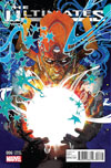 Ultimates Vol 4 #6 Cover B Incentive Christian Ward Variant Cover