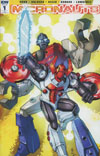Micronauts Vol 5 #1 Cover F Incentive Casey W Coller Variant Cover