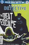 Detective Comics Vol 2 #937 Cover B Variant Rafael Albuquerque Cover