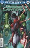 Green Lanterns #2 Cover A Regular Robson Rocha Cover