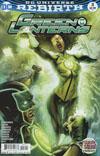 Green Lanterns #3 Cover A Regular Robson Rocha Cover