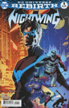 Nightwing Vol 4 #1 Cover A Regular Javier Fernandez Cover