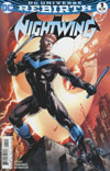 Nightwing Vol 4 #1 Cover B Variant Ivan Reis Cover