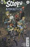Scooby Apocalypse #3 Cover B Variant John Paul Leon Cover
