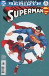 Superman Vol 5 #3 Cover B Variant Kenneth Rocafort Cover