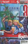 A&A #5 Cover D Variant Joe Eisma Cover
